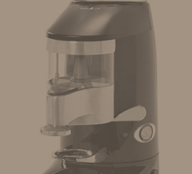 Compak professional quality coffee grinders