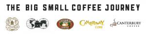 Canterbury Logos - The big small coffee journey