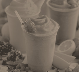 Torani Real Fruit Smoothies, Fruit Purées and Frozen Beverage Blends