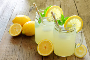 Frosted Lemonade Recipes